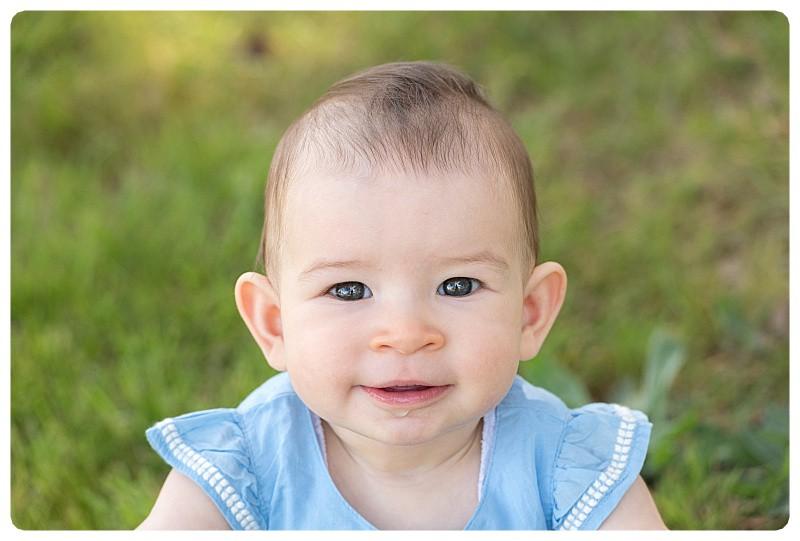 Cute Little Baby